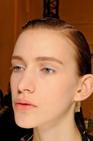 Damir Doma at Paris Fall 2012 (Backstage)