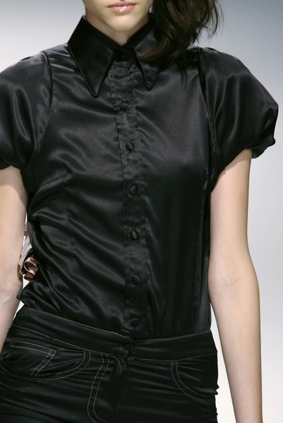 Danielle Scutt at London Fall 2007 (Details)