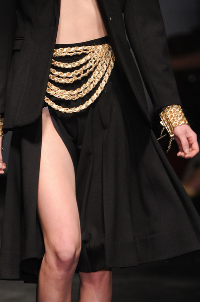 Danielle Scutt at London Fall 2011 (Details)