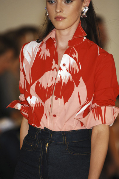Danielle Scutt at London Spring 2007 (Details)