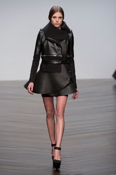 David Koma at London Fall 2013