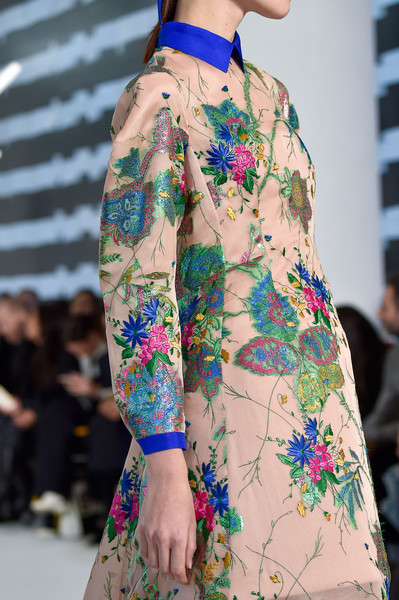 Delpozo at New York Fall 2015 (Details)