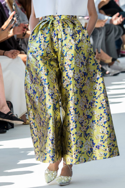 Delpozo at New York Spring 2017 (Details)