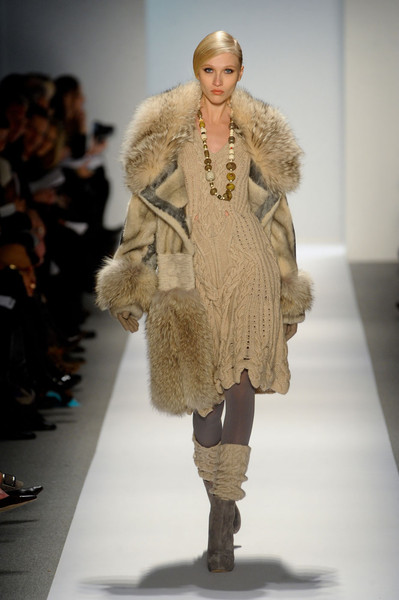 Dennis Basso at New York Fall 2011
