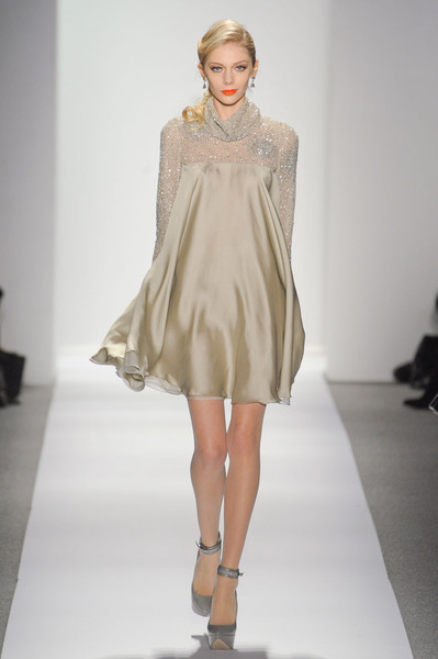 Dennis Basso at New York Fall 2012