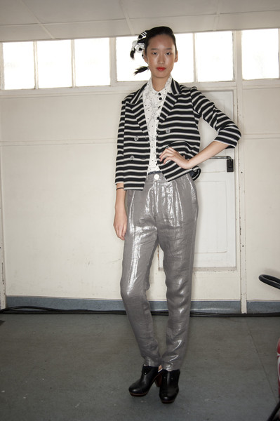 Devastee at Paris Spring 2010 (Backstage)