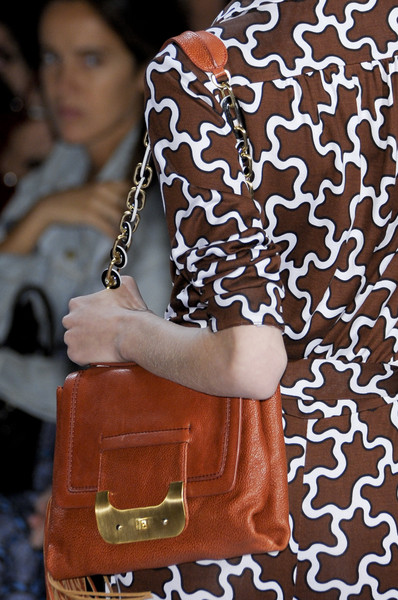 Diane von Furstenberg at New York Spring 2011 (Details)