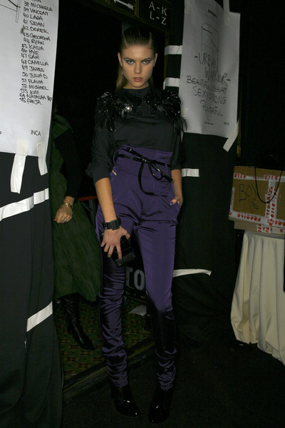 Diesel Black Gold at New York Fall 2007 (Backstage)