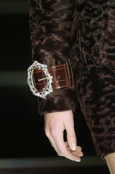 Dolce & Gabbana at Milan Fall 2005 (Details)