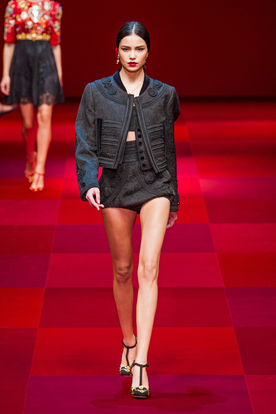 Dolce Gabbana Spring 2015 Runway Pictures Livingly