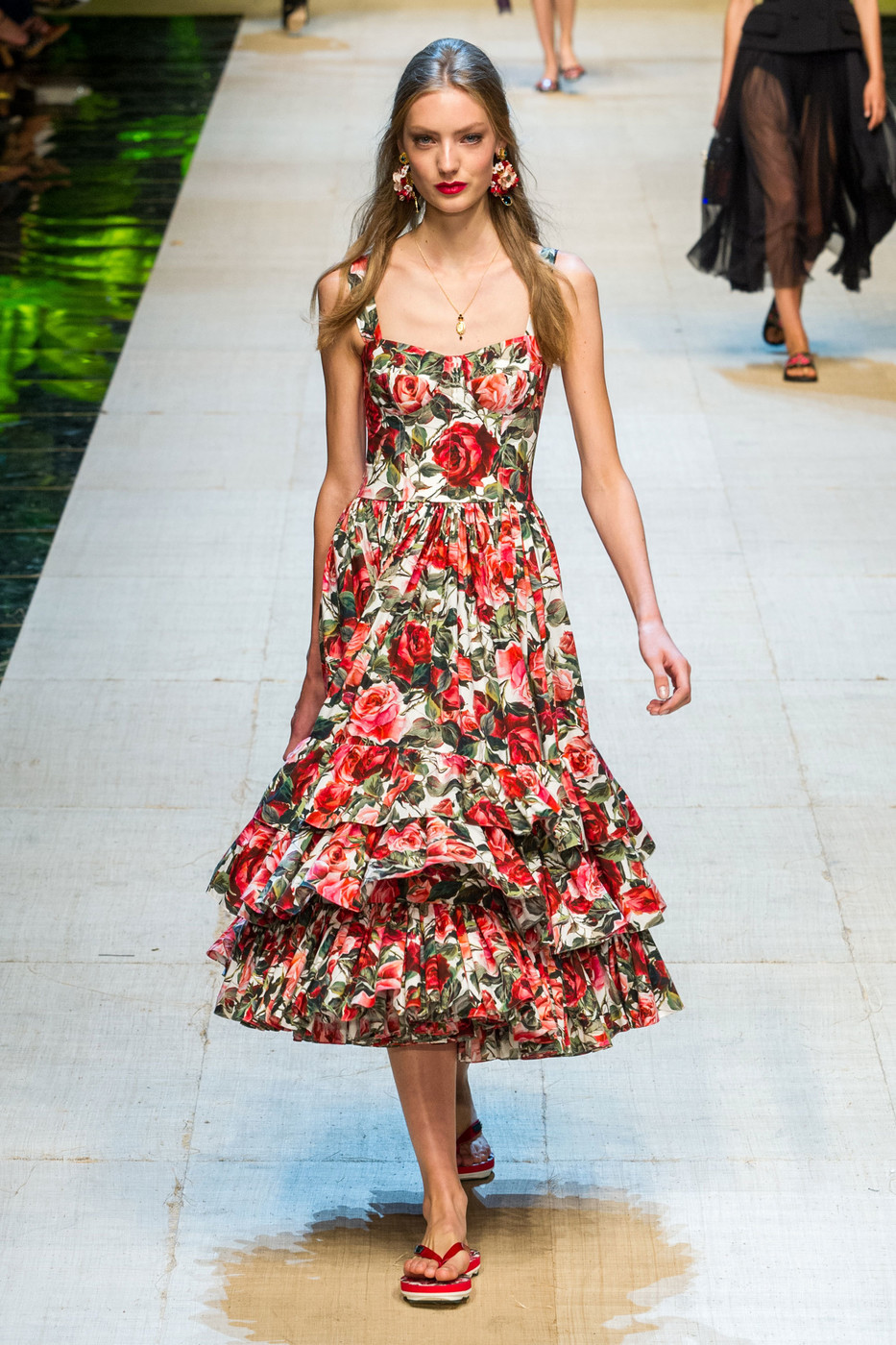 2017 fashion over 50 - Dolce Amp Gabbana Spring 2017 Every Must See Dress From