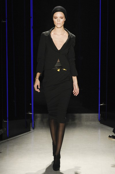 Donna Karan at New York Fall 2007