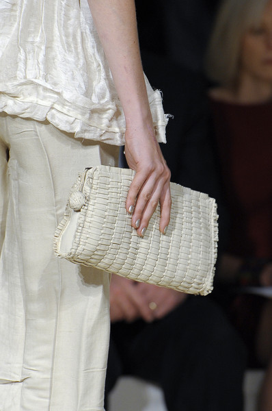 Donna Karan at New York Spring 2011 (Details)