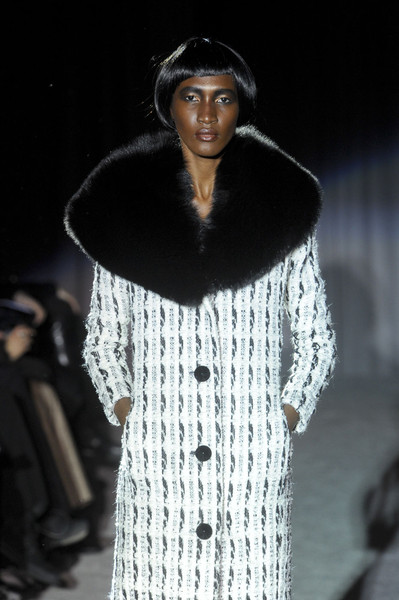Douglas Hannant at New York Fall 2011