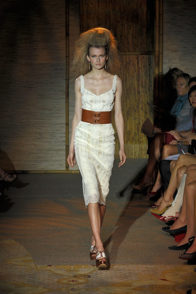 Douglas Hannant at New York Spring 2012