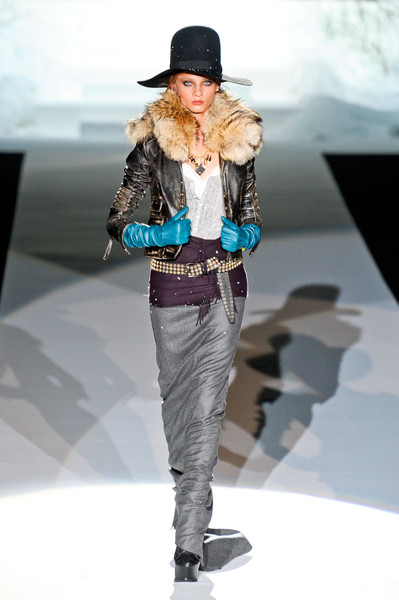Dsquared² at Milan Fall 2011