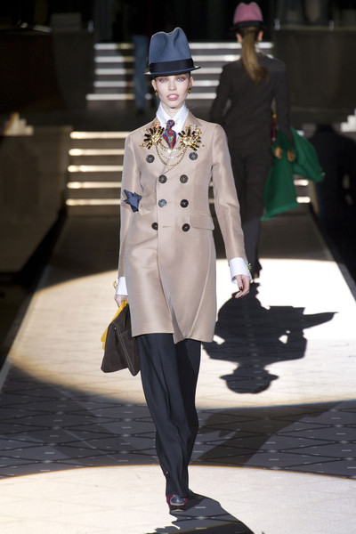 Dsquared² at Milan Fall 2013