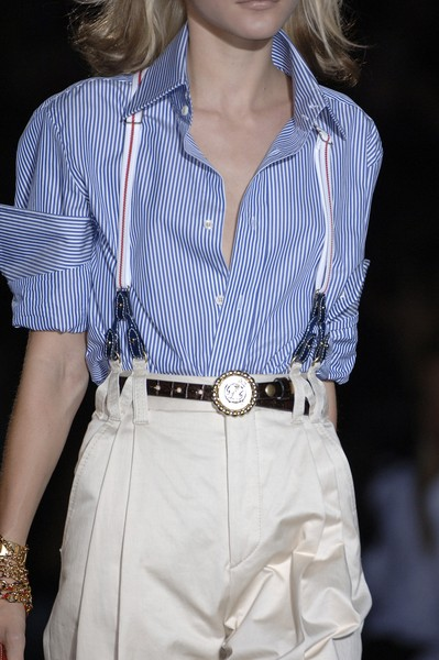 Dsquared² at Milan Spring 2007 (Details)