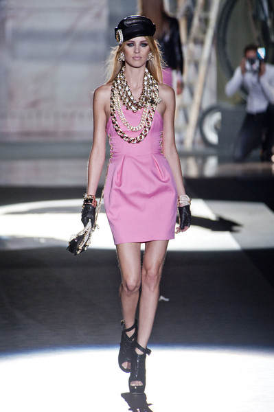 Dsquared² at Milan Spring 2013