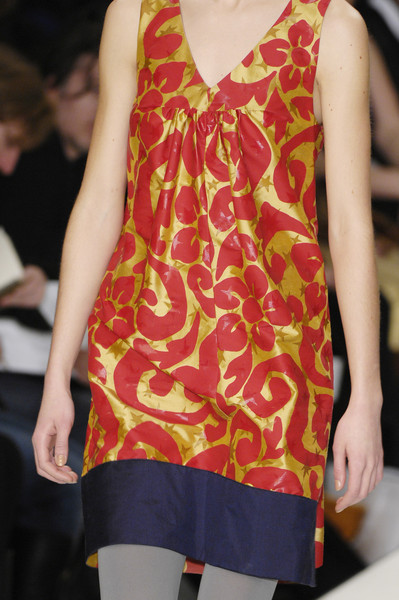Eley Kishimoto at London Fall 2007 (Details)