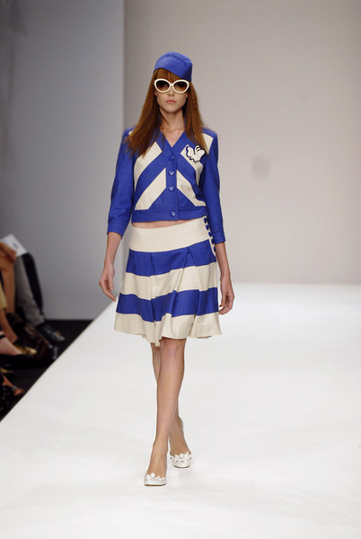 Eley Kishimoto at London Spring 2008