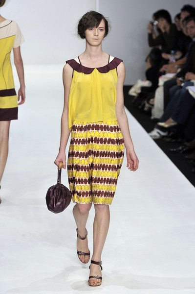 Eley Kishimoto at London Spring 2009