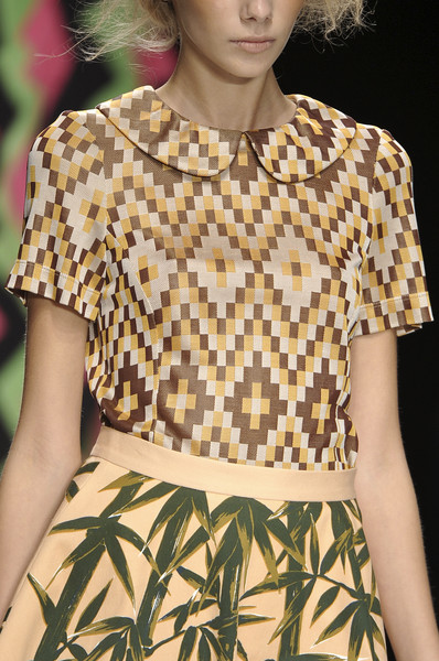 Eley Kishimoto at London Spring 2010 (Details)