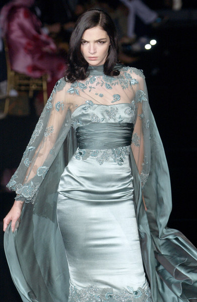 Elie Saab at Couture Fall 2005