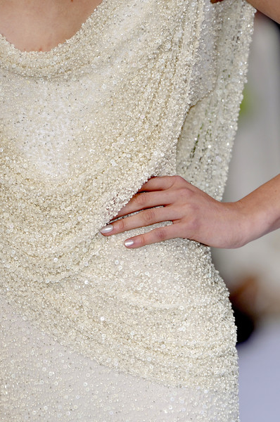 Elie Saab Couture Details, Fall 2009