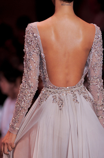 Elie Saab at Couture Fall 2013 - Livingly