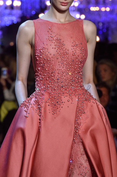 Elie Saab Couture Details, Fall 2014
