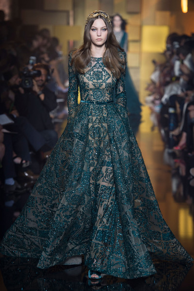 8 best haute couture beauty looks spring 2017