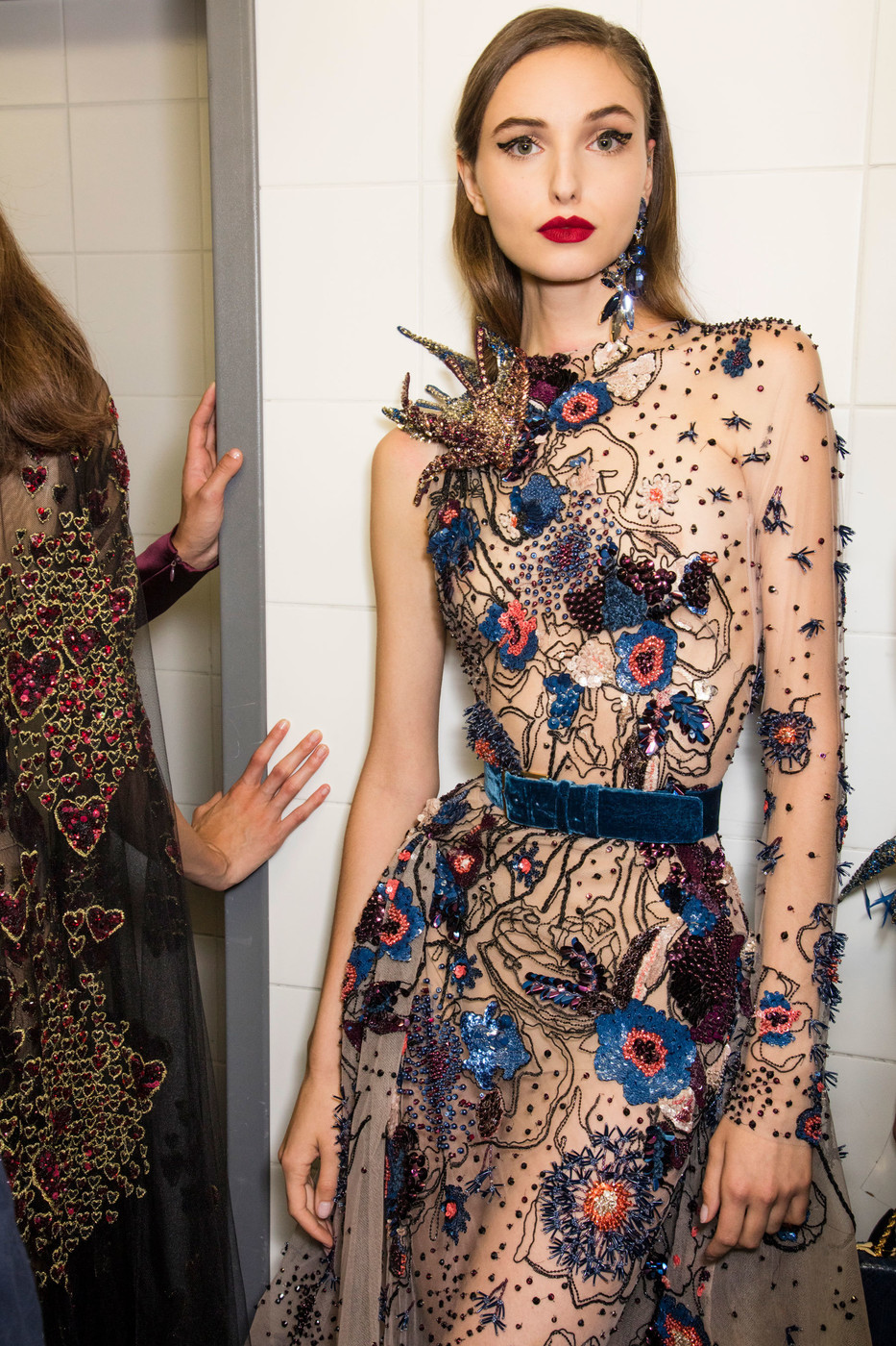 Elie Saab at Couture Fall 2016 - Livingly