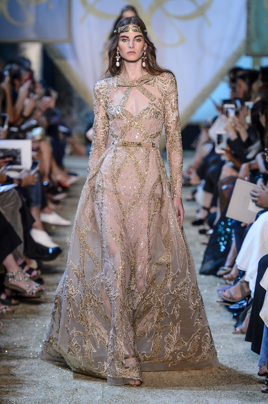 Elie saab at couture fall 2017 livingly for Couture 2017