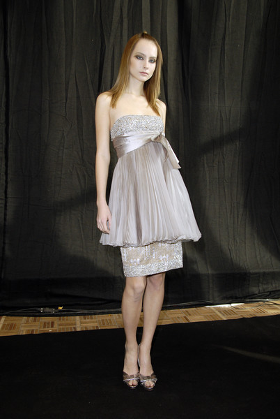 Elie Saab at Couture Spring 2007 (Backstage)