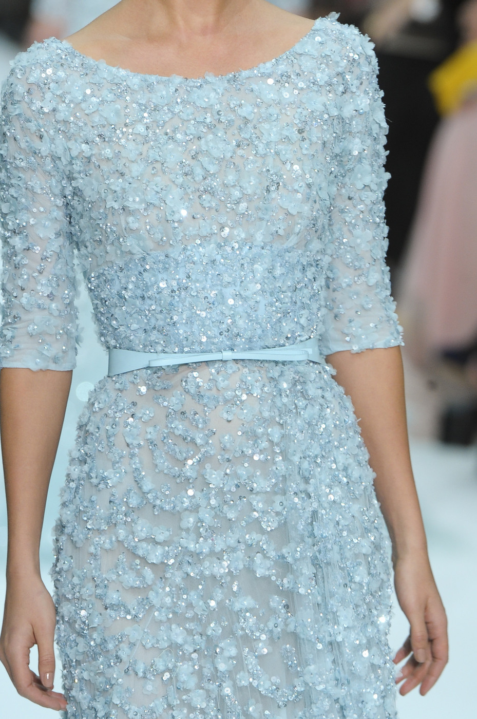 Elie Saab at Couture Spring 2012 - Livingly
