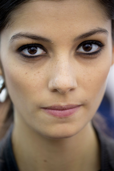 Elie Saab at Paris Spring 2013 (Backstage)