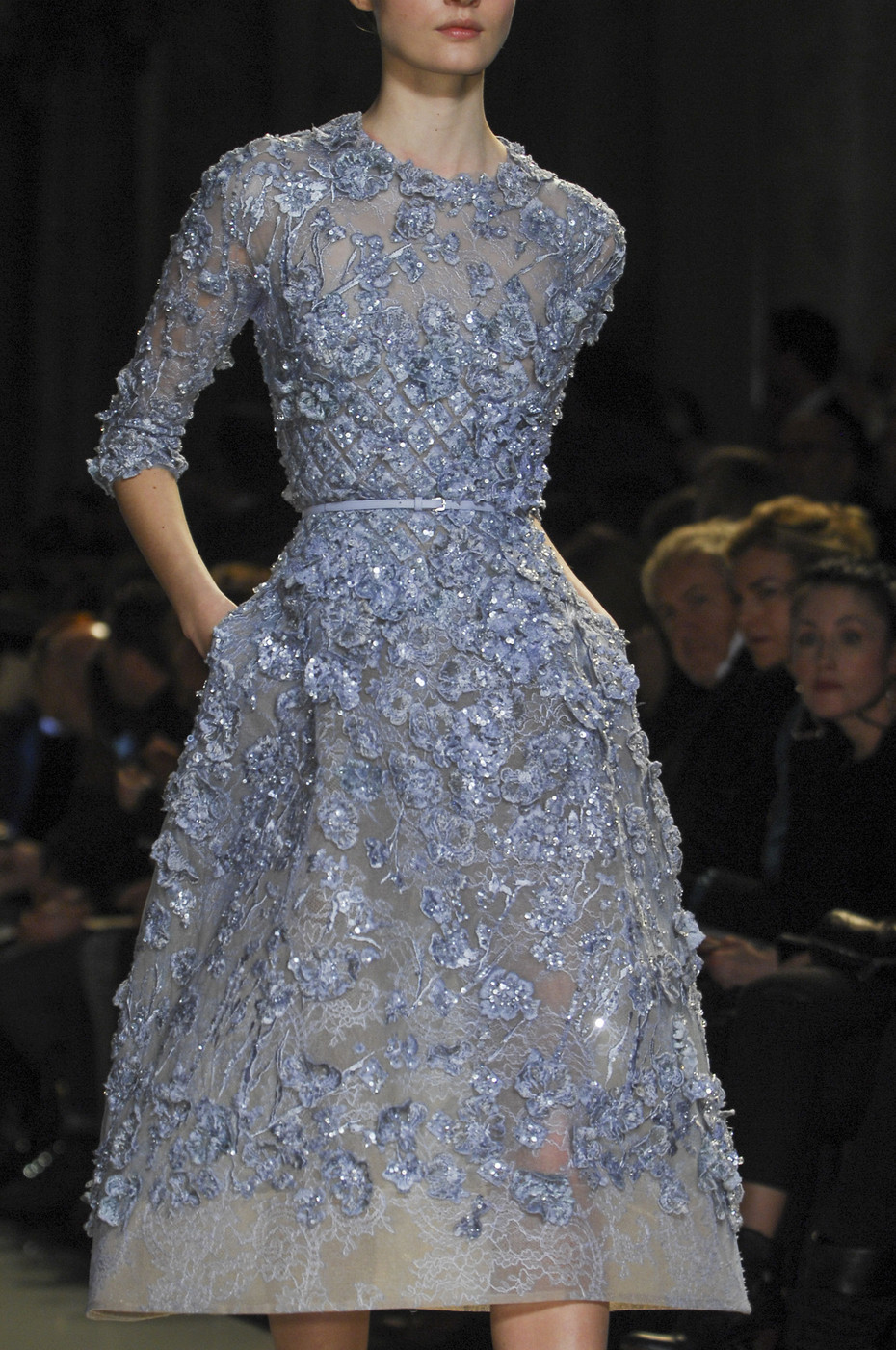 Elie Saab at Couture Spring 2013 - Livingly