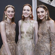 Backstage at Elie Saab Couture Spring 2017