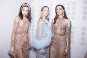 Beautiful Backstage Couture Photos From Paris
