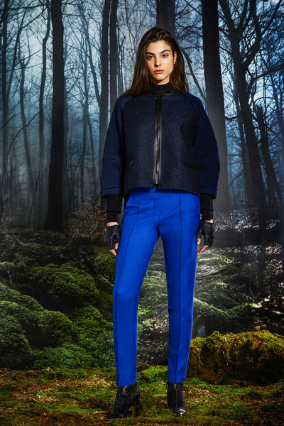 Elie Tahari at New York Fall 2015