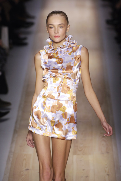 Emanuel Ungaro at Paris Spring 2006