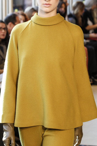 Emilia Wickstead at London Fall 2013 (Details)