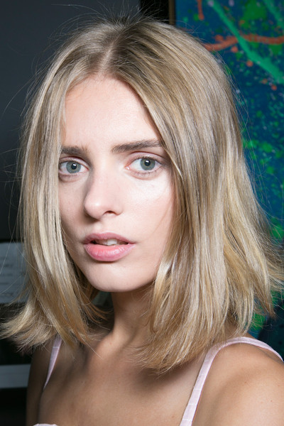 Emilia Wickstead at London Spring 2014 (Backstage)