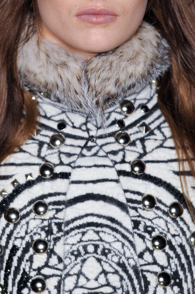 Emilio Pucci at Milan Fall 2013 (Details)