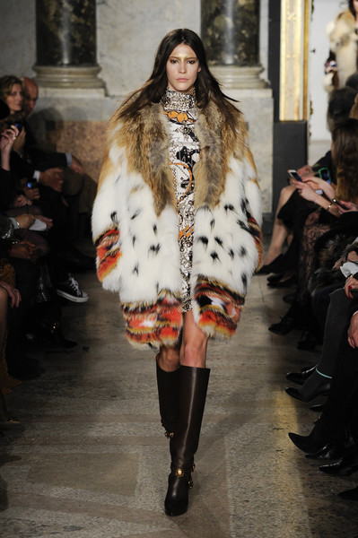 Emilio Pucci at Milan Fall 2014