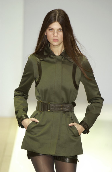 Emma Cook at London Fall 2005
