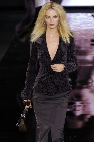 Emporio Armani at Milan Fall 2004
