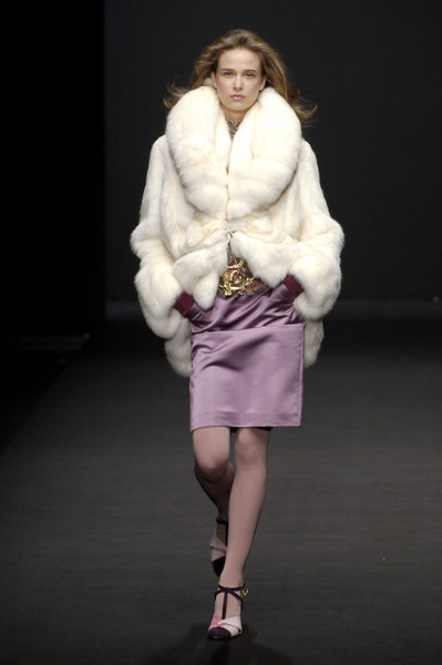 Enrico Coveri at Milan Fall 2006
