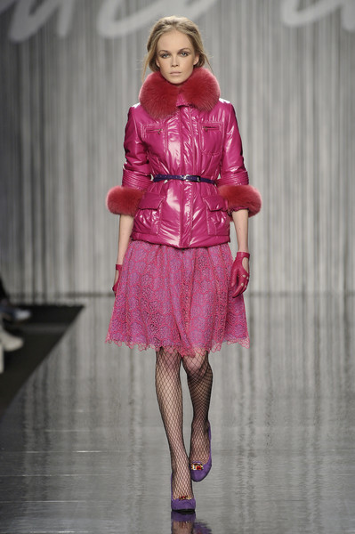 Enrico Coveri at Milan Fall 2009